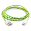 Micro USB Cable Fluorescent (Hong Kong)