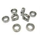 Minebea NMB DDL-1480 Ball Bearing 440C Stainless (Hong Kong)