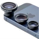 3 in 1 Universal Clip Mobile Phone Lens Magnatic lens (Hong Kong)
