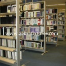 Books Shelving System For Library (Hong Kong)