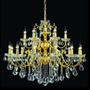 Crystal Chandelier (Mainland China)