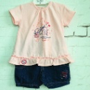 Baby's T-Shirt and Shorts (Mainland China)