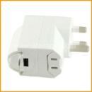 AC Power Converter Plug (Hong Kong)