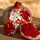 Fresh Pomegranate (Iran)