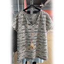 Knitted T-Shirt (Mainland China)