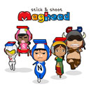 Maghead Character Licensing (Korea, Republic Of)