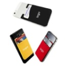 Silicone Back Phone Pouch (Hong Kong)