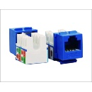 Keystone Jack CAT5E/CAT6 RJ45 for Cable and Cord (China)