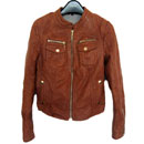 Ladies' Leather Jacket (China)