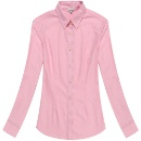 Long Sleeve Casual Shirt (Hong Kong)