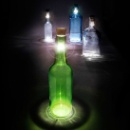 Wine Cork with LED Light/Party Light (China)