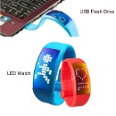 Smart LED USB Watch Drive (China)