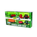 4-in-1 Toy Farm Truck Set (Mainland China)
