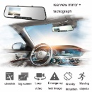 HD Auto Driving Video Mirror Recorder (Mainland China)