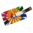 Promotional Gift Business Card USB Flash Drive (Hong Kong)