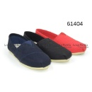 Women Canvas Casual Shoes (Hong Kong)