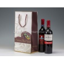 2 Wine Bottle Bag (Hong Kong)