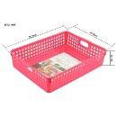 Pink Storage Basket (Hong Kong)