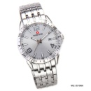 Stainless Steel Analog Watch (Hong Kong)