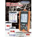 TCT-910 All-in-One DMM & Cable Tester (Taiwan)