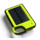 Mini Solar Power Bank Cell Phone Charger 1450mAh (Formosa)