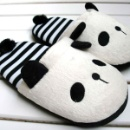 Plush Panda Slipper (Hong Kong)