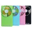 Mini Plastic Rechargeable Battery Cooling Fan  (Mainland China)