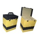Leather + Wooden/MDF Wine Display Box Wine Storage Case for Multi Bottle Wines (Hong Kong)