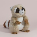 Acrylic Plush Racoon (kong do hong)