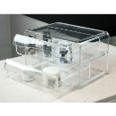 Krystal Stackable 2 Drawers Box (Hong Kong)