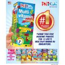 Pnkids Gummy Vitamins (Singapore)