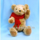 Acrylic Plush Jointed Bear (Hong Kong)