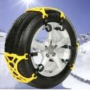 Car Tire Chains-Emergency Anti Slip/Snow Tire Chain -(For Tire) (Hong Kong)