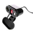 2.1A Motorcycle Mobile Waterproof Power Supply Port Socket Charger (China)