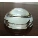Dome Crystal Paperweight (China)