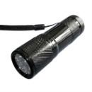 9-bulb LED Flashlight (Mainland China)