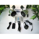 2ch Motorcycle Stereo Audio 600w (Mainland China)