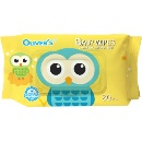 Baby Wipes 80pcs (Hong Kong)