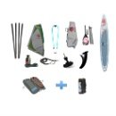 SUP Board Windsurf Sail Rig Package (Hong Kong)