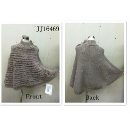 Lady's Fur Knitted Coat (China)