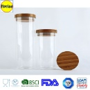 Canister Set, Glass Storage Jar, Container (Mainland China)