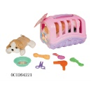 Pet DIY House Dog Plastic Toy for Children (Mainland China)