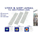Stock & Shop Lenses – MidPower LEDs (Italy)