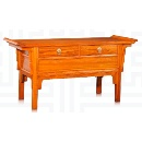 Coffer Table with Joint Drawers (Hong Kong)