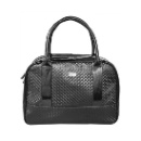 Gerisy Laides Black PU Leather Handbag (Hong Kong)