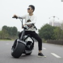 Hot Selling Electric Car Electric Motorcycle Citycoco Electric Scooter 800W Citycoco (Mainland China)