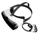 Newest Mobile Virtual Reality VR Headsets for Samsung Galaxy S7, S7 edge, Note5, S6 edge+,S6,S6 edge (China)