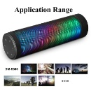 Colorful Music LED Bluetooth Speaker for Outdoor Living (Mainland China)