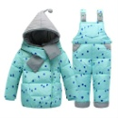 Babies' Jumpsuit And Jacket (China)