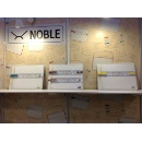 NOBLE A3 Drawing Board with Double End Ruler (Malaysia)
